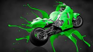 suzuki motorcycle green suzuki hayabusa live colors bike 2014 el tony