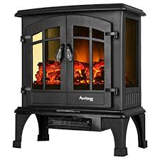 Electric Fireplace Stove Jasper Portable Free Standing Electric Fireplace Stove