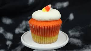 how to make candy corn cupcakes youtube