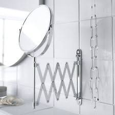 Wall Mounted Bathroom Mirror 6 Wall Mounted Bathroom Swivel Mirror 6035 Ebay