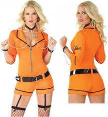 Prisoners Halloween Costumes U003e Women U003e U003e Cops U0026 Prisoners Crazy Costumes La Casa
