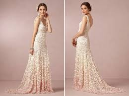 non traditional wedding dresses 25 non traditional wedding dresses for the modern ombre