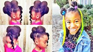 american african little girls hairstyles for natural hair hair