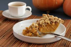 Pumpkin Bars With Crumb Topping Pumpkin Pie With Pecan Streusel Recipe