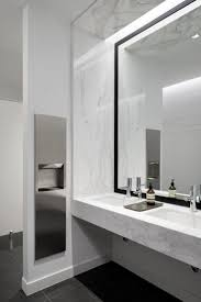 Black And White Bathrooms Ideas by Best 20 Office Bathroom Ideas On Pinterest Powder Room Design