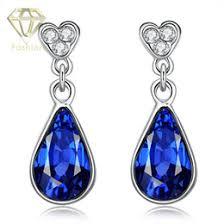royal blue earrings royal blue drop earrings online royal blue drop