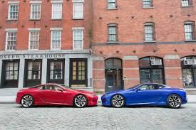 2018 lexus lc 500 new 2018 lexus lc 500 and lc 500h review autoweb