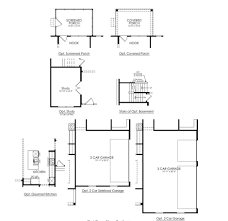 essex ii floor plan at cobblestone manor in huntersville nc
