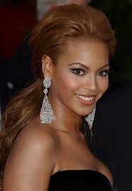 big earing beyonce knowles dangle earrings beyonce knowles fashion