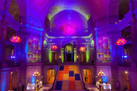 sf city hall lights got light named best use of lighting by special events magazine 2016