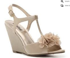wedding shoes wedges although i initially planned to splurge in typical fashion i found