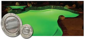 how to change an inground pool light intellibrite color changing led in ground swimming pool light