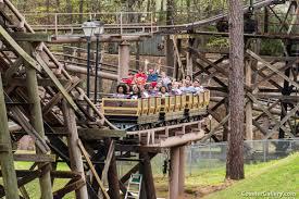 Six Flags Ga Coaster Construction