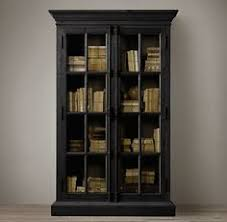 Provincial Bookcase New French Provincial Library Bookcase 3 Bay Shelf Display Cabinet