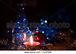 christmas decoration tea light candle christmas tree balls