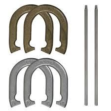 personalized horseshoe set franklin horseshoe set walmart