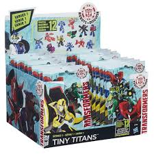 transformers tiny titan display 24szt hasbro miki