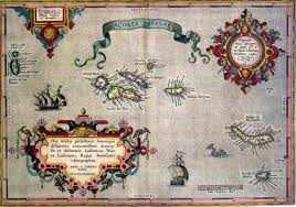 Old Map File Azores Old Map Jpg Wikimedia Commons