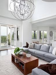 Chandelier In The Kitchen Furniture Living Room Lighting With Ballard Designs Orb