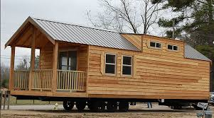cabin style home cabin style mobile home cabin on wheels airstream