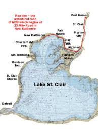lake st clair lake st other things to do around lake st clair lake st clair guide