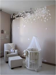 deco arbre chambre bebe décoration diy un sticker mur effet 3d chantilly