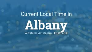 West Australia Flag Current Local Time In Albany Western Australia Australia
