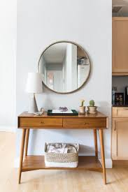 Mid Century Style Home by Spotted The Mid Century Console From West Elm Interior Design