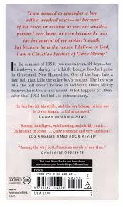 a prayer for owen meany john irving 9780062204226 amazon com books