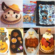 halloween theme foods kawaii halloween themed food kawaii japan lover me
