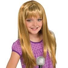 wigs at halloween city rock diva wig child buycostumes com