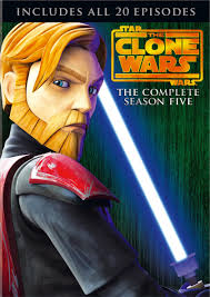 star wars the clone wars dvd release date