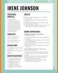how to make new resume latest resume format for teachers format for noc profit and loss