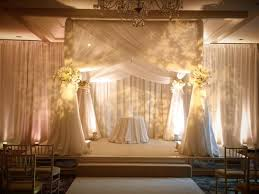 pipe and drape wedding pipe and drape from expo can completely transform your
