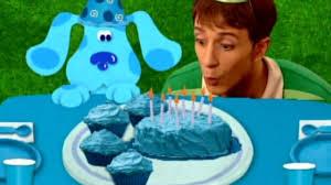blue u0027s clues blue u0027s birthday youtube