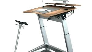 Diy Motorized Desk Motorized Standing Desk Wanderfit Co