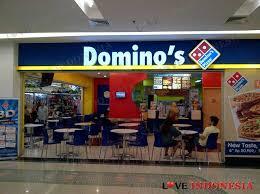 domino pizza tangerang selatan domino s pizza giant cbd bintaro love indonesia