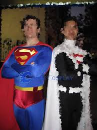 Superman Halloween Costume Superman Costume Halloween Catsuit Cosercosplay