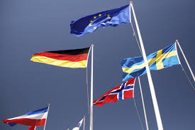 Flag Of Norway Europe Leading The Way On Climate Fund Geographical