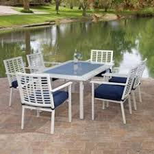 Inexpensive Patio Furniture Sets by Outdoor Brown Conventional Varnished Wooden Conversation Set With