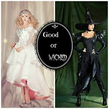 glenda good witch costume are you a good witch or a wicked witch define your style with
