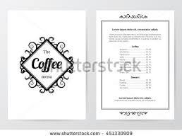 business card design retro style template stock vector 405181708