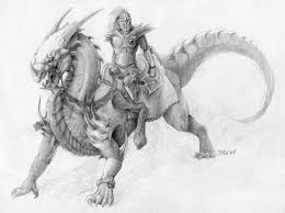 dragon head sketch by b lizard c on deviantart