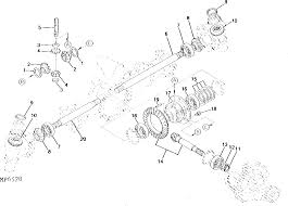 jd 790 front axel