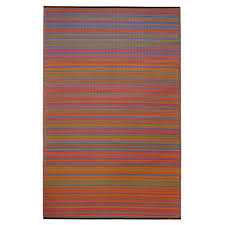 Multicolor Rug Cancun Multicolor Outdoor Mat Fab Habitat Dfohome