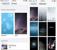 apple wallpaper changed how to change lock screen wallpaper on iphone 6 7 plus 8 plus x