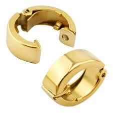 clip on earring clip on earrings ear cuff earrings for women stainless steel non