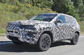 suv jeep 2017 this new jeep suv will replace the compass patriot