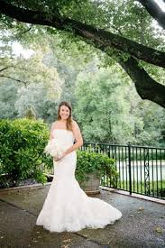 wedding dresses waco tx southern garden wedding on a suspension bridge in waco