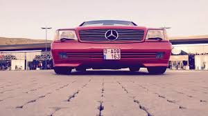 mercedes benz r129 youtube